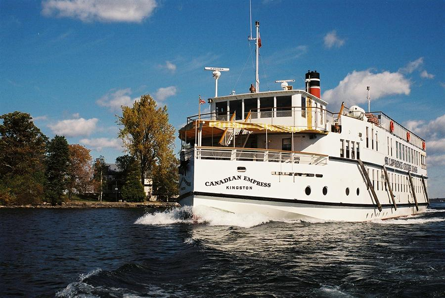 The St. Lawrence river may be beautiful, but the land that lines it holds treasures too