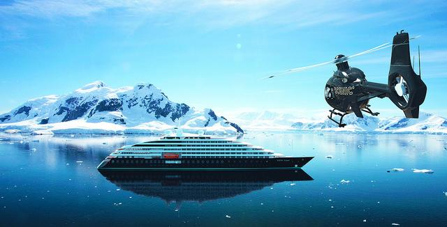 Inside The Scenic Eclipse The World S First Polar Discovery Yacht