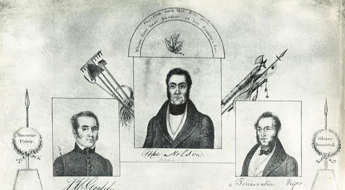 Once, the Canadian government sent a group of eight men to Bermuda and called it punishment. (Image: Canadian Geographic Archives)