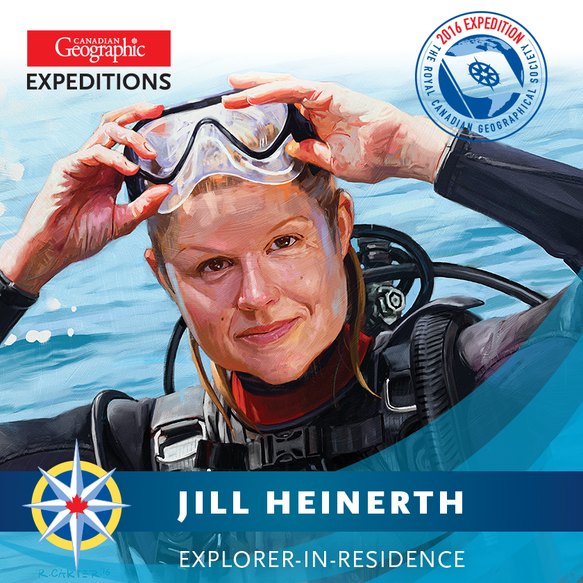 Jill Heinerth - Canadian Geographic Expeditions