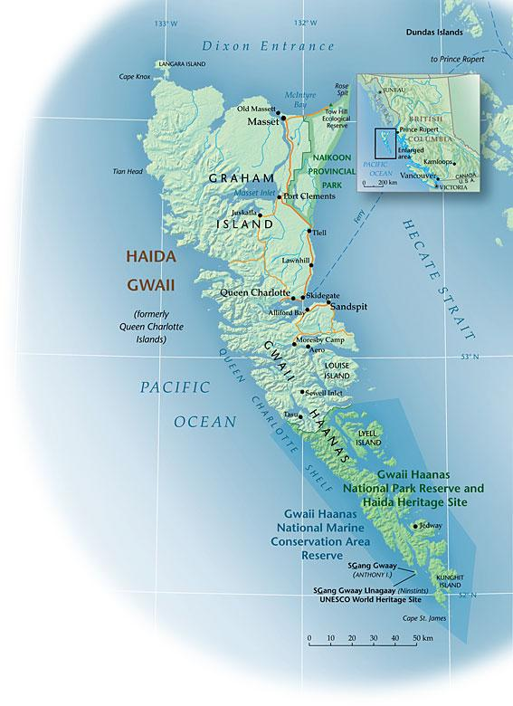 Haida rising | Canadian Geographic