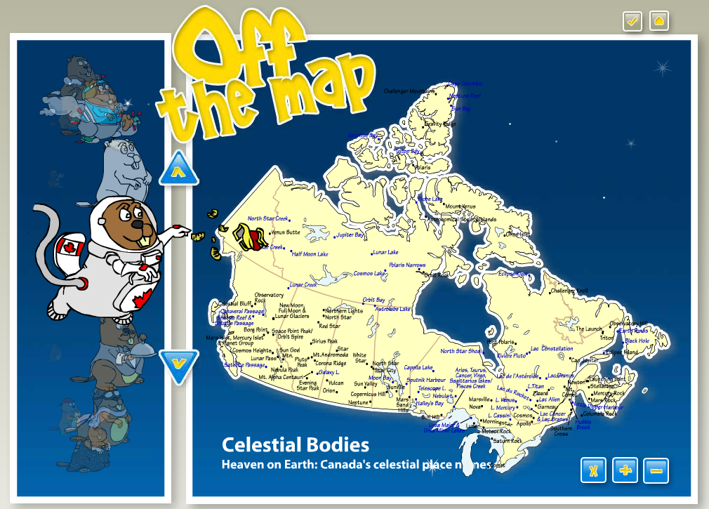 Throwback Thursday: Mapping place names by theme | Canadian Geographic