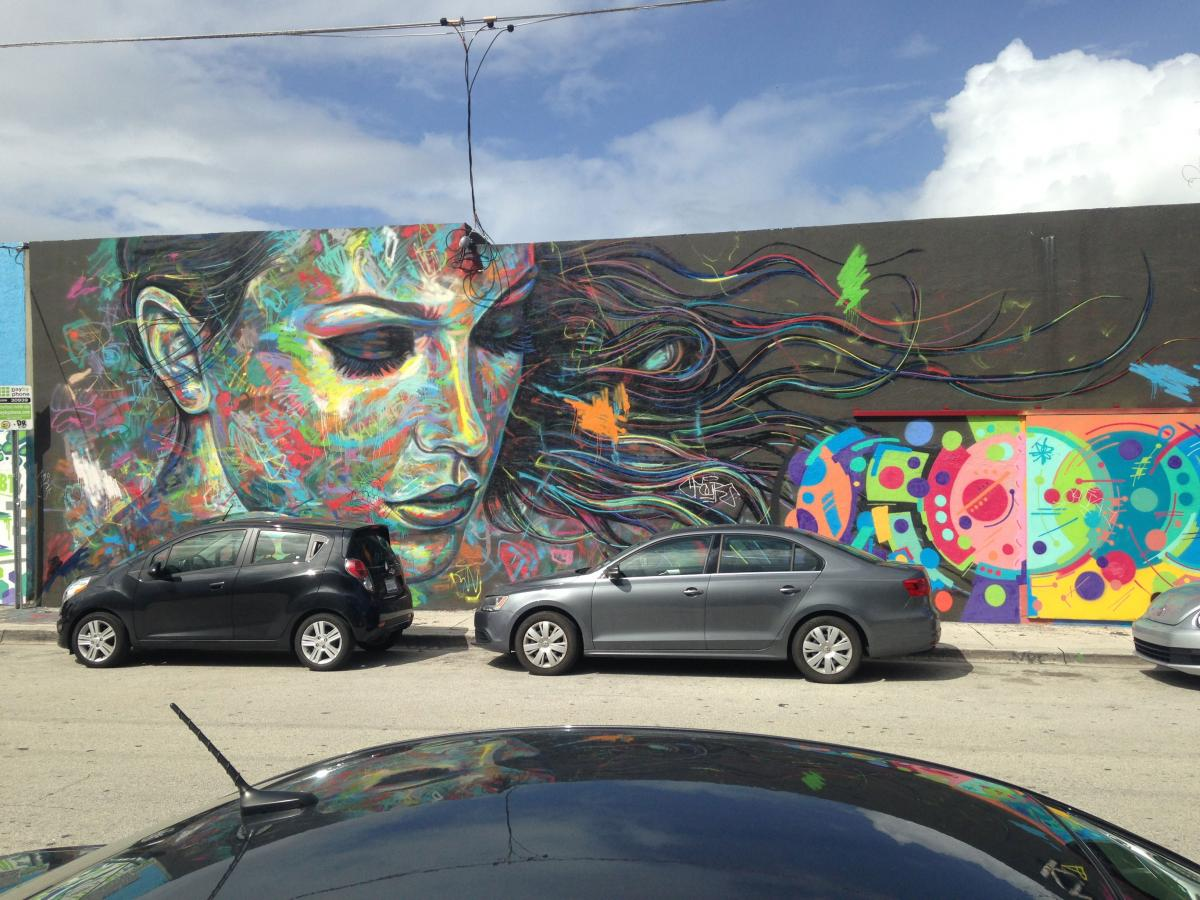 David Walker miami street art