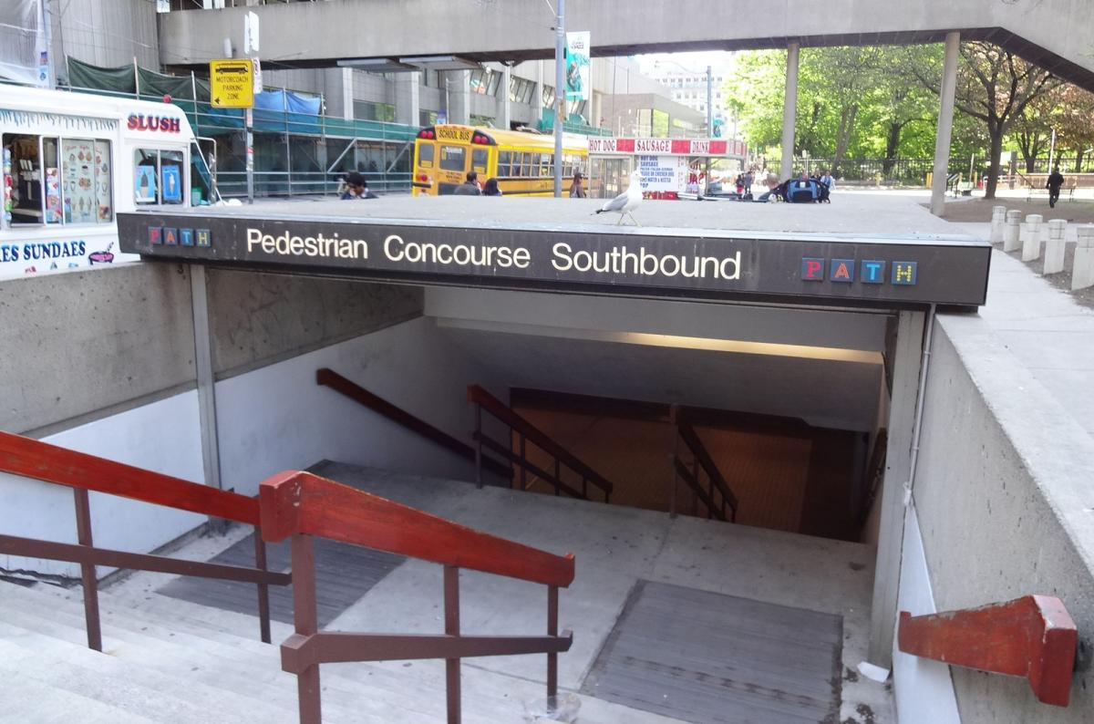 New map aims to simplify Torontos PATH system Canadian Geographic