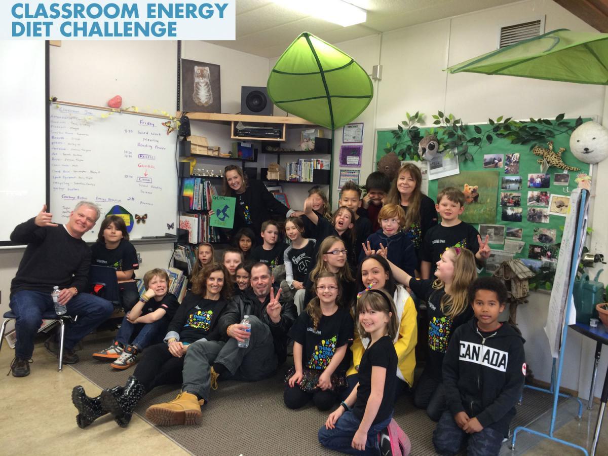 Classroom Energy Diet Challenge