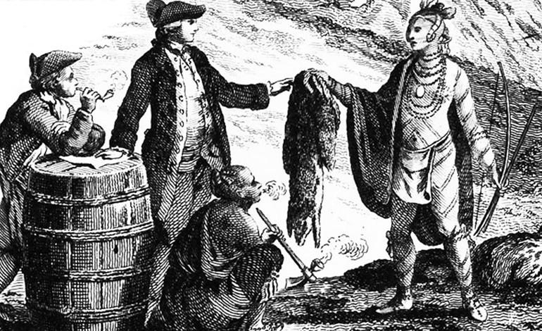 Fur Traders of the North Radisson and des Groseilliers
