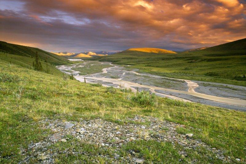 Ivvavik National Park landscape