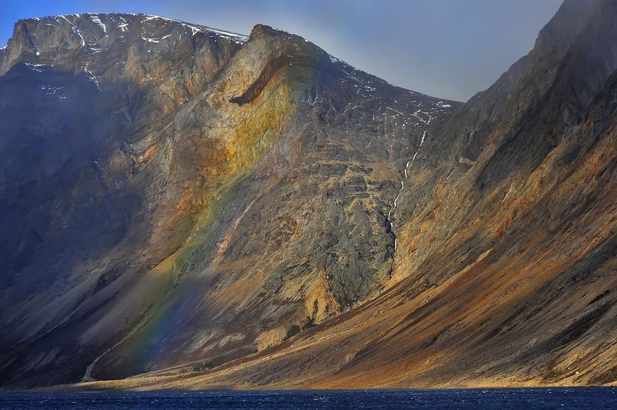 Torngat Mountains and Nachvak Fiord