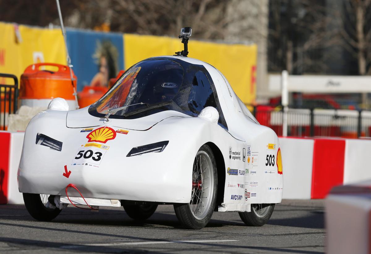 Shell Eco-marathon Americas 2015 Zoticus