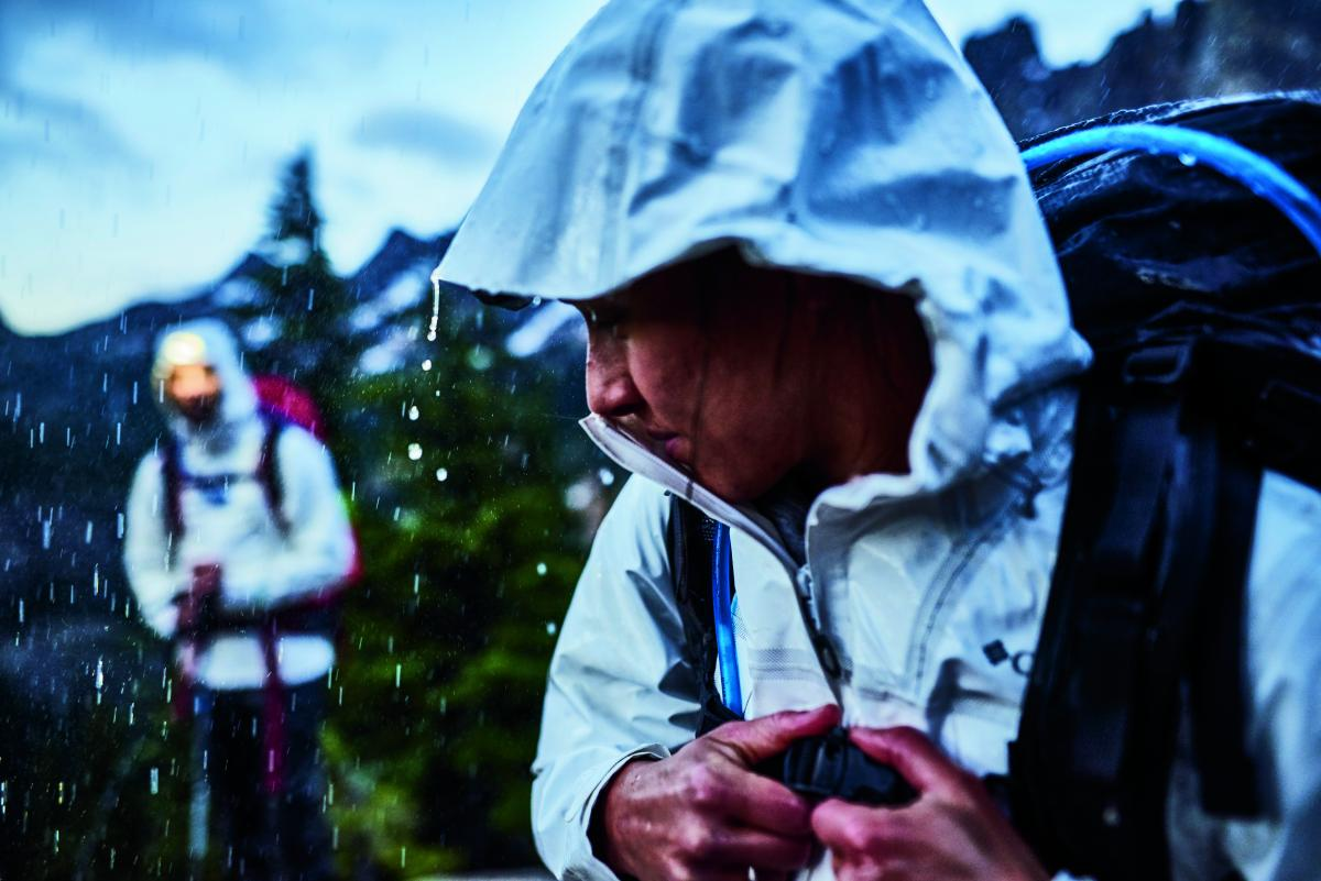 jacket, rain, environment, eco, PCBs