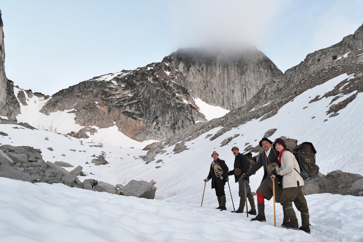 Bugaboo Spire Centennial Climb