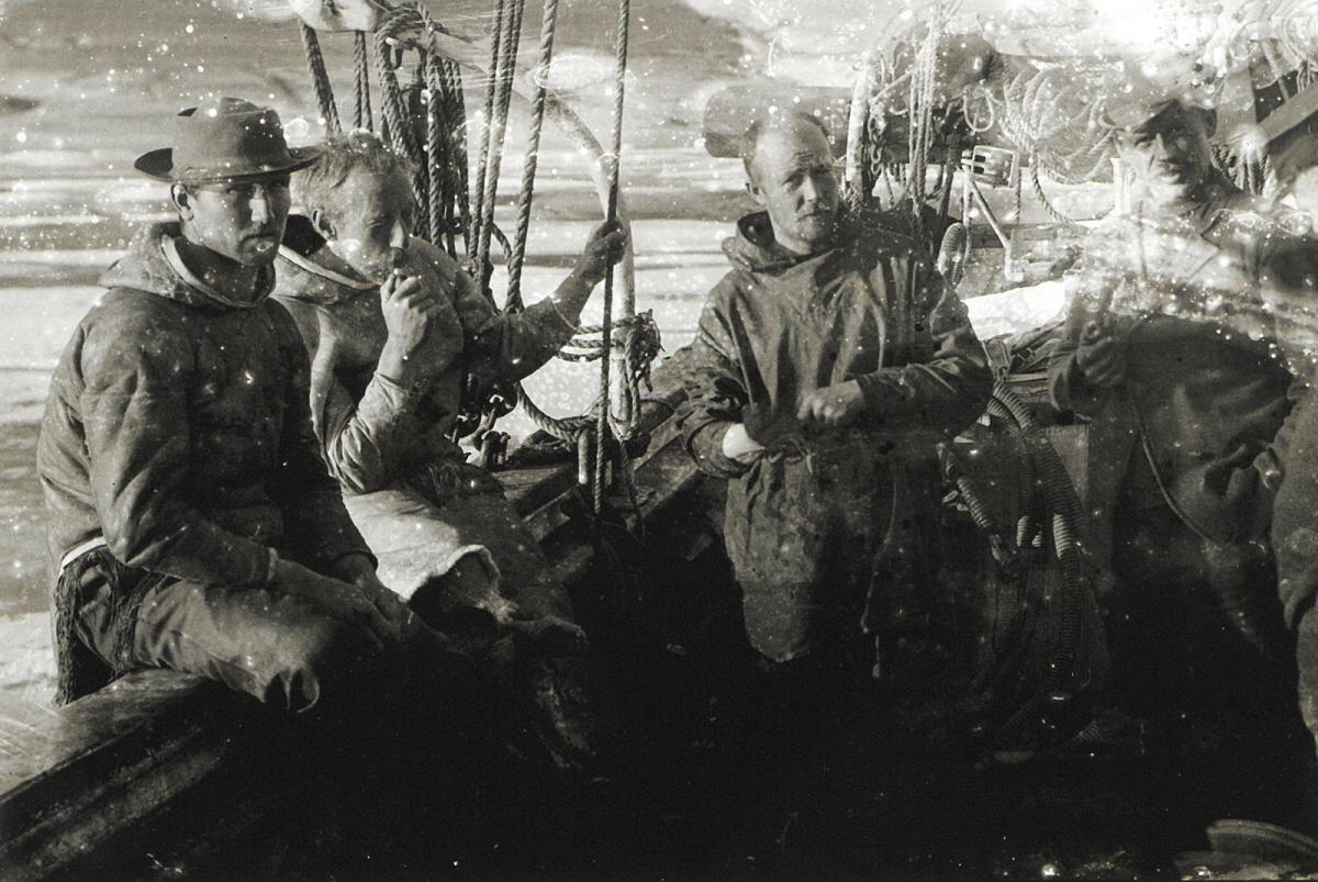 Amundsen Gjoa 1903 Northwest Passage Inuit