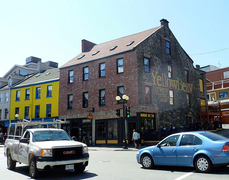 YellowBelly Brewery and Public House in St. John's