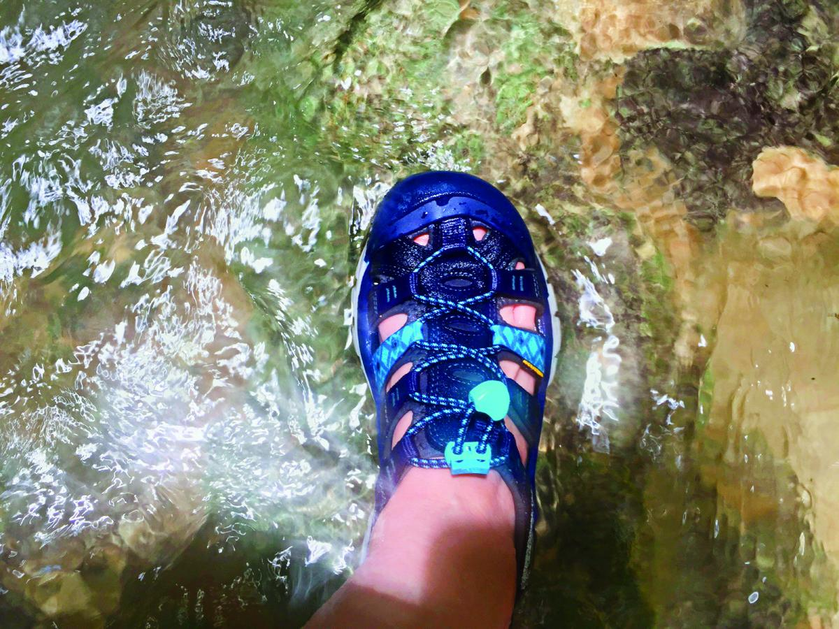 Keen, water shoes, sandals, hiking