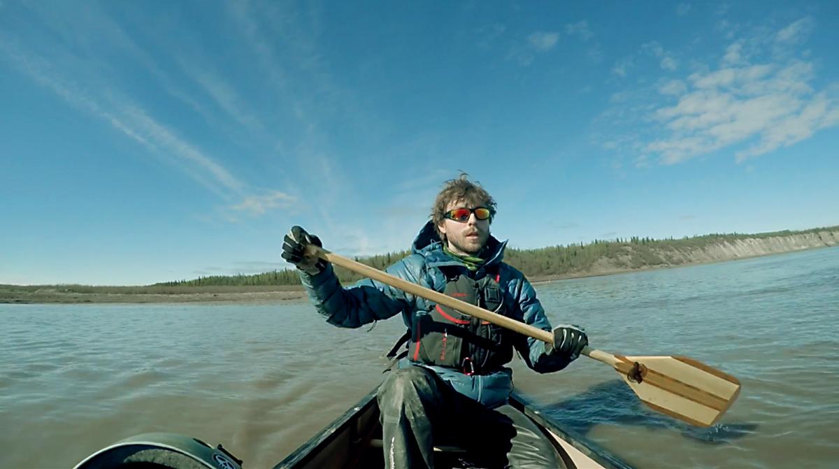 Adam Shoalts, Arctic, explorer, expedition, North, wildlife, canoe, RCGS