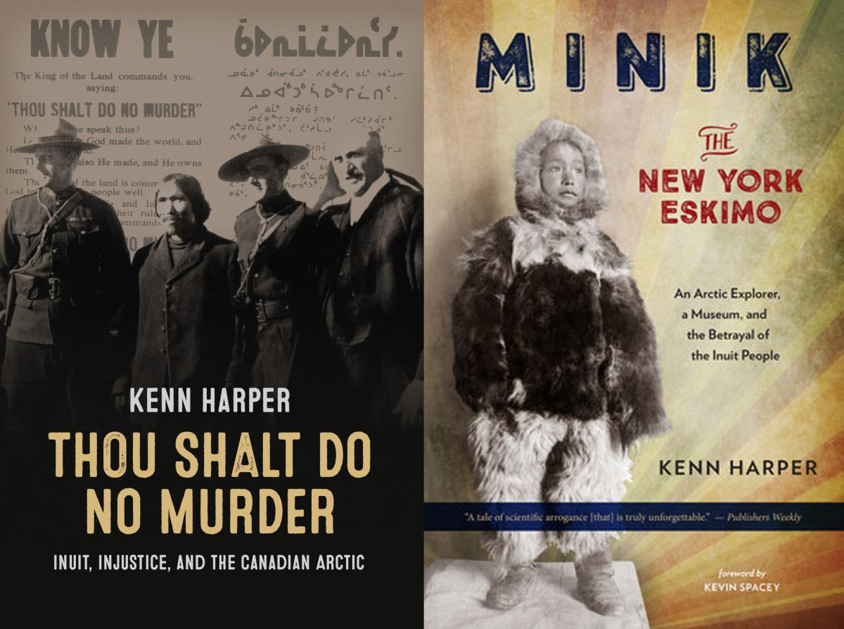 Thou Shalt do no Murder, Minik, The New York Eskimo, Kenn Harper
