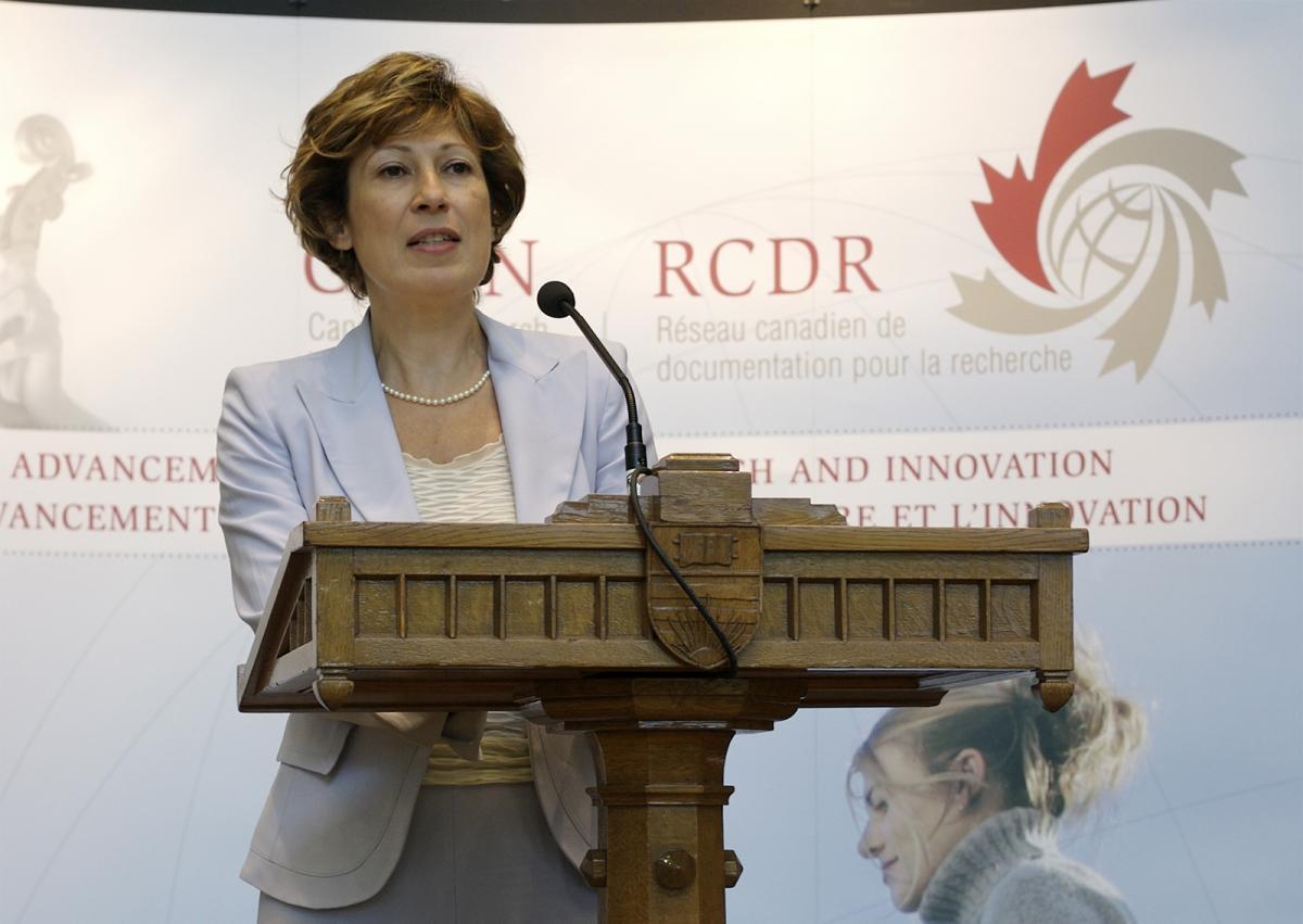Dr. Mona Nemer