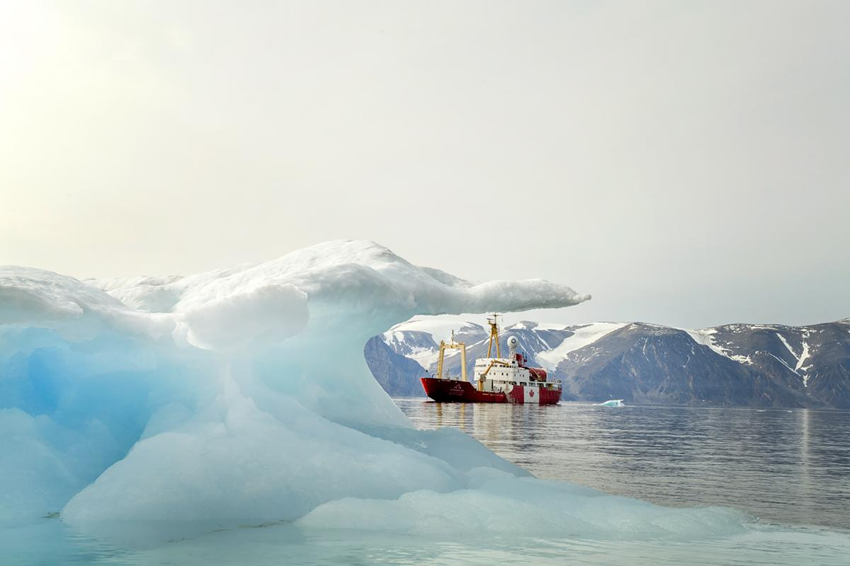 Canada, arctic, C3, expedition, northwest passage, icebreaker