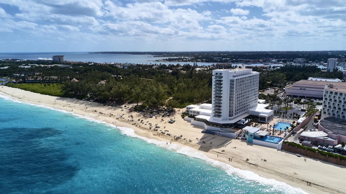 RIU Palace Paradise Island Nassau, Bahamas