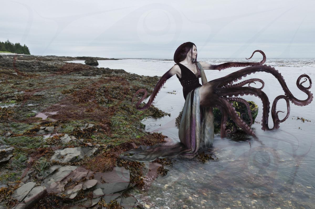 Terri-Lynn Williams-Davidson Haida Nation Naw Jaada | Octopus Woman, 2017