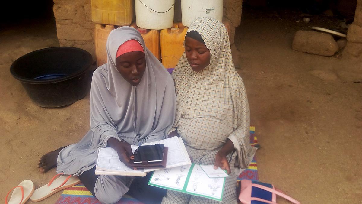 Photo: Federation of Muslim Women Association in Nigeria