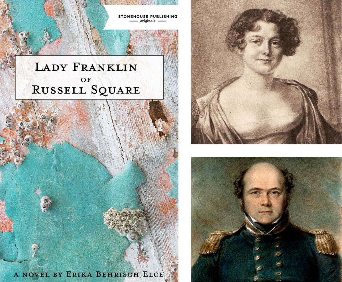 Lady Franklin, Sir John Franklin, London, Arctic, explorer, Erebus, Terror