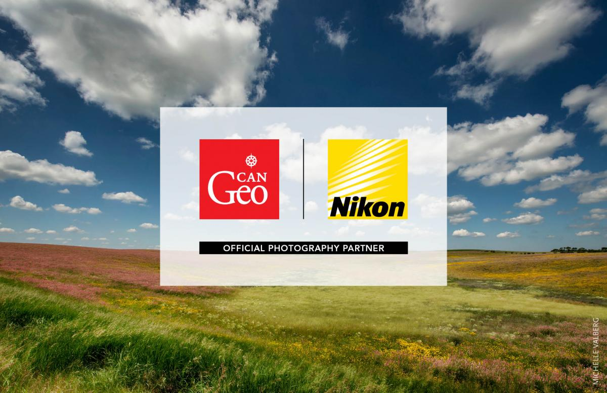 The RCGS announces Nikon Canada as its Official Photography