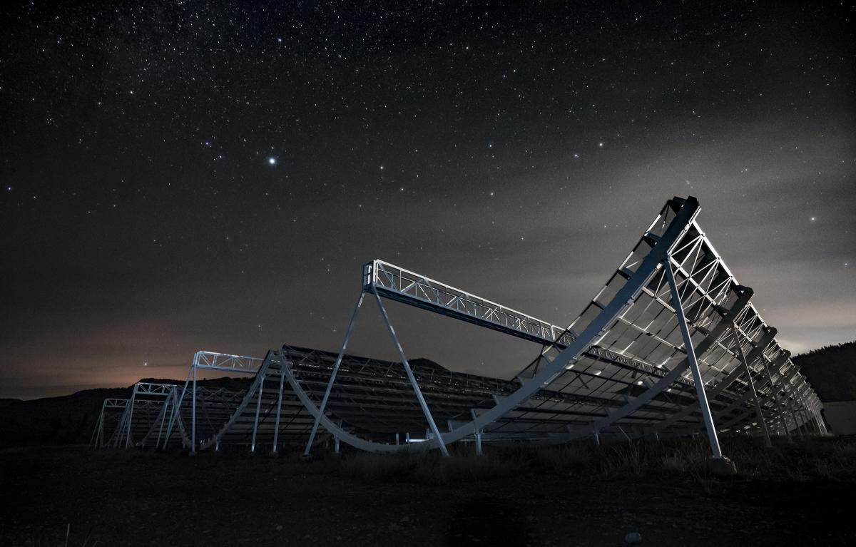 CHIME telescope, space, radio burst, discovery