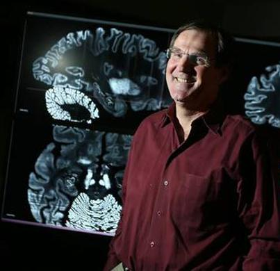 Alan Evans, a neuroscientist at McGill University, was one of the researchers at the head of the BigBrain team
