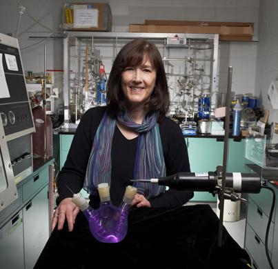Barbara Sherwood Lollar is a geologist at the University of Toronto