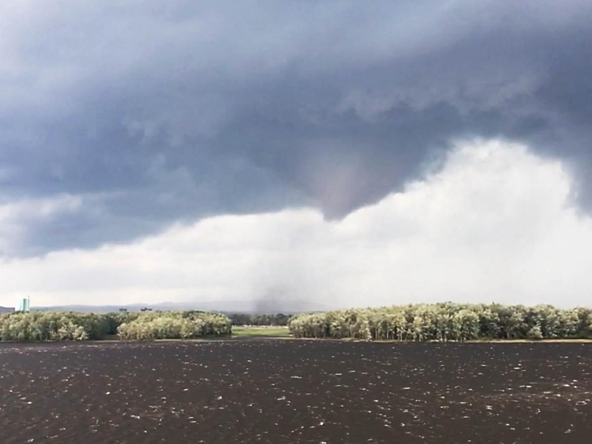 Gatineau, Que. tornado Sept. 21, 2018