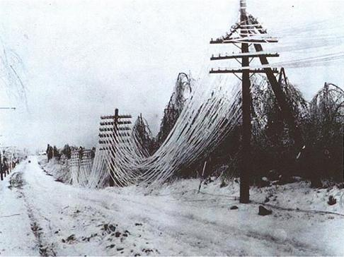 The storm known as the White Hurricane devastated the Great Lakes region 100 years ago