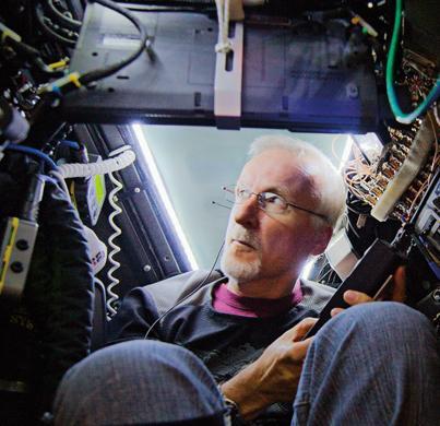 Filmmaker James Cameron