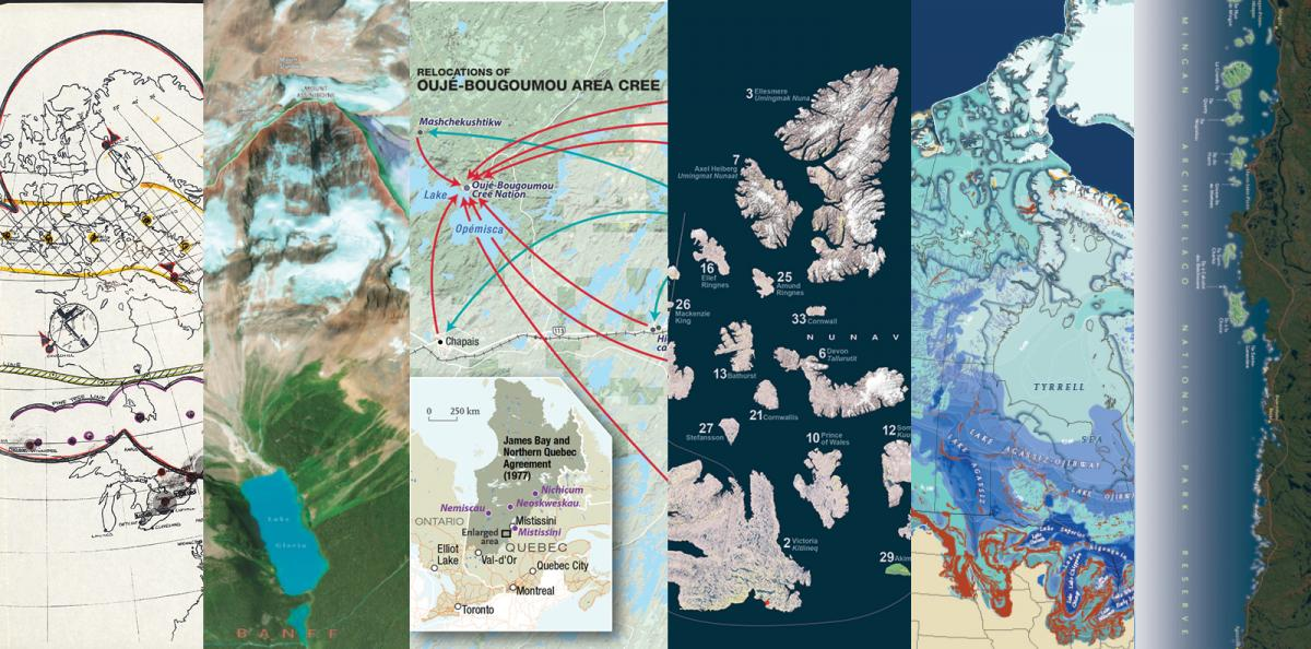 Canadian Geographic Best Maps 2020